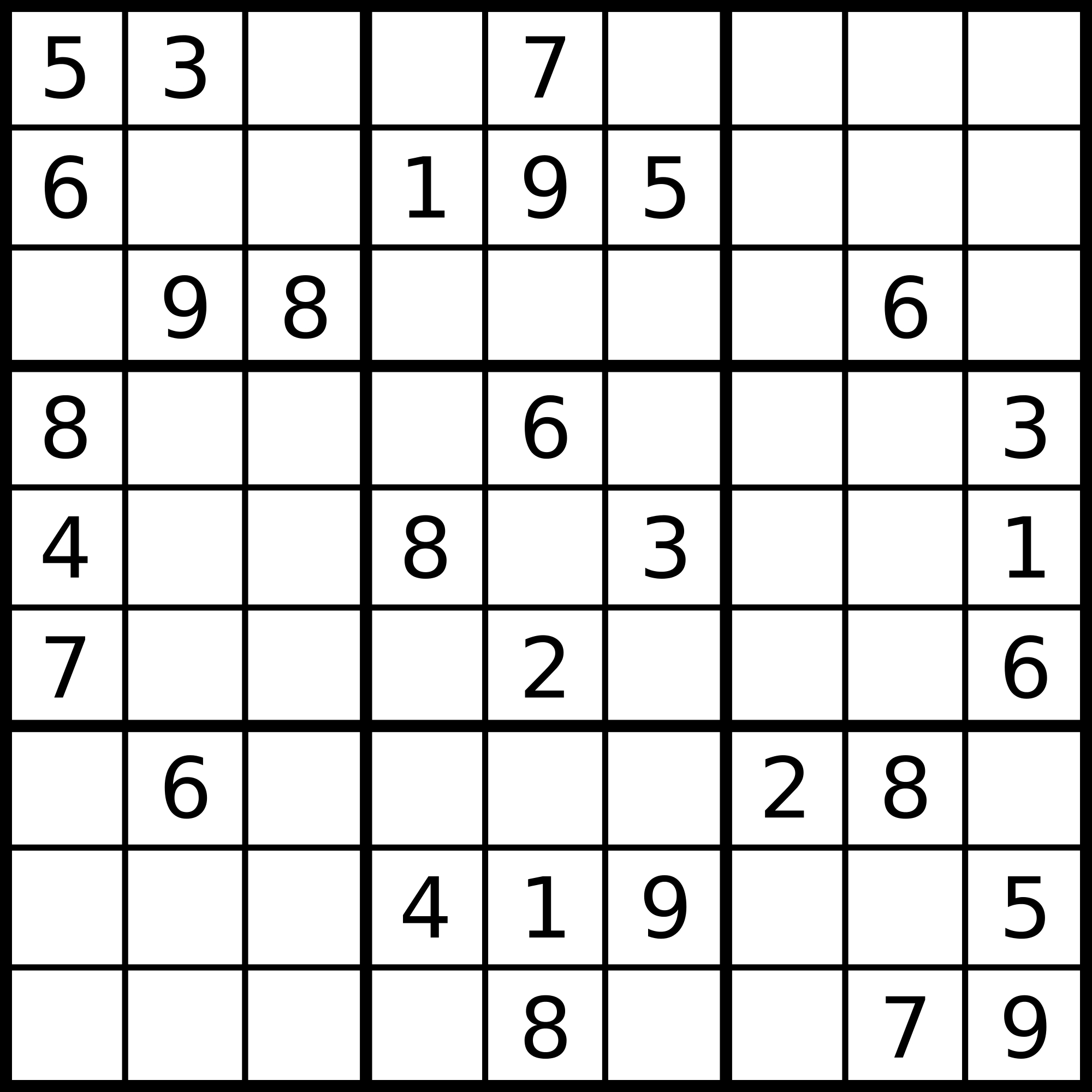 1 Million Sudoku Games | Kaggle