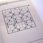 Archive Puzzles – 20 Beginner Sudoku Puzzles – Books 1 To 10