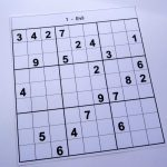 Archive Puzzles – 20 Hard Sudoku Puzzles – Books 1 To 10
