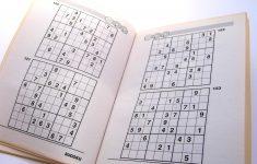 Printable Sudoku Puzzles Book