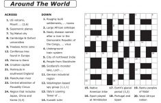 Printable Sudoku and Word Search Puzzles