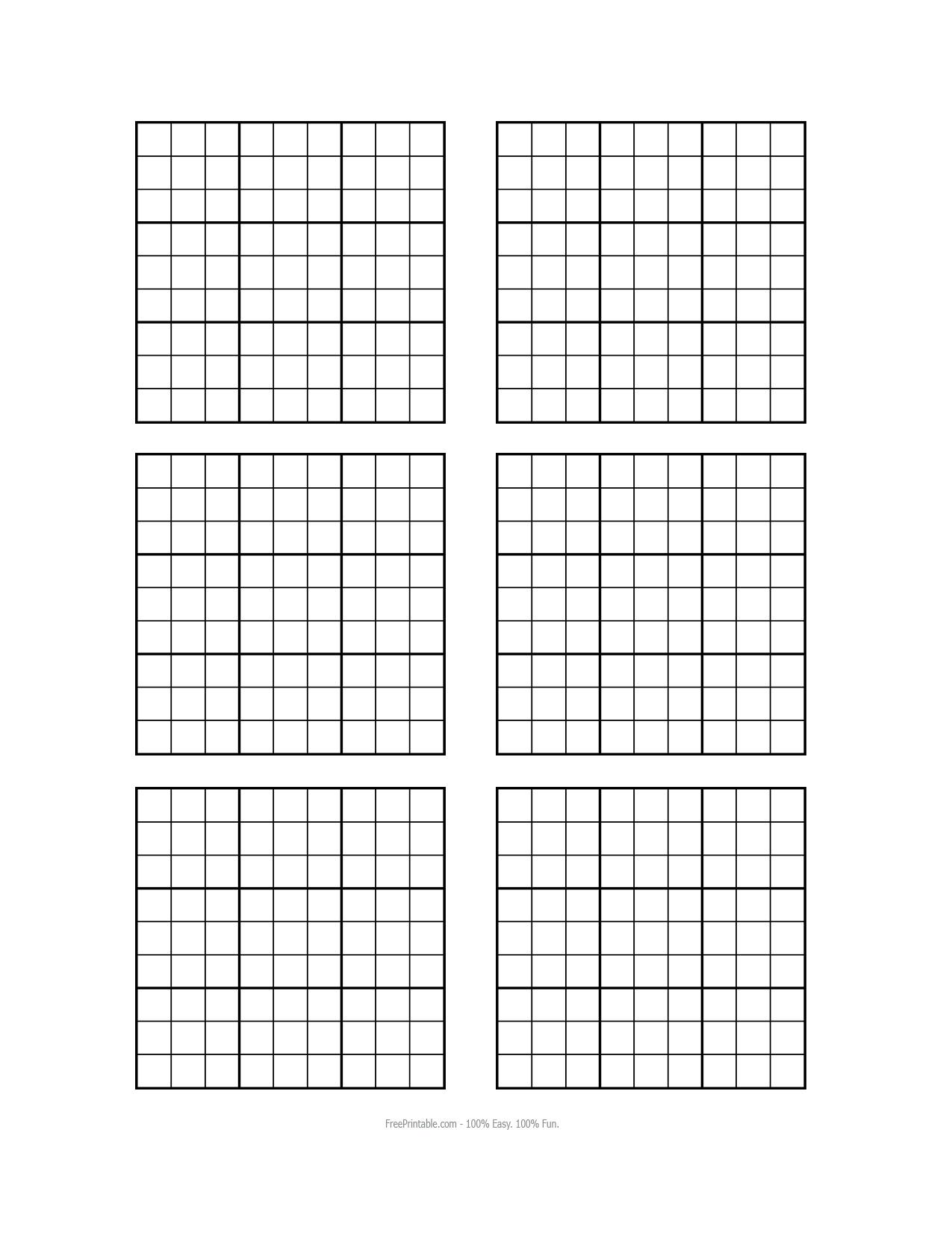 Blank Grids - Falep.midnightpig.co