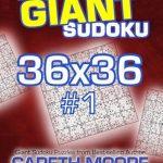 Bol | 101 Giant Sudoku 36X36 #1, Dr Gareth Moore