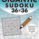 Bol | Gigantic Sudoku 36X36 | 9781516986330 | Clarity