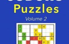 Printable Super Challenger Sudoku Puzzles