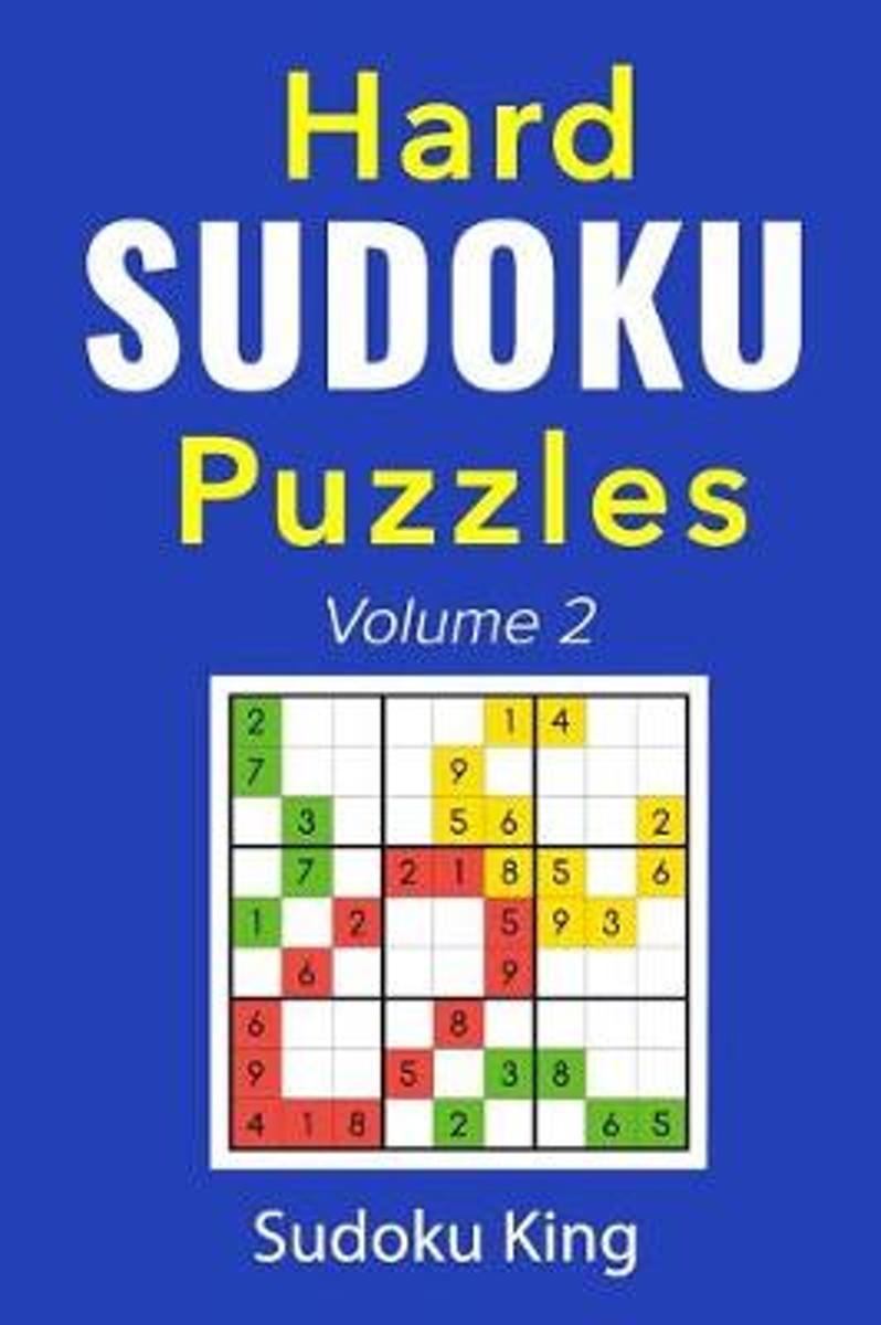 Bol | Hard Sudoku Puzzles Volume 2, Sudoku King