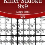 Bol | Killer Sudoku 9X9 Large Print   Hard   Volume 27