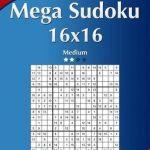 Bol | Mega Sudoku 16X16   Medium   Volume 31   276