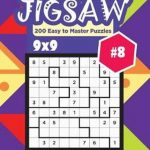 Bol | Sudoku Jigsaw   200 Easy To Master Puzzles 9X9