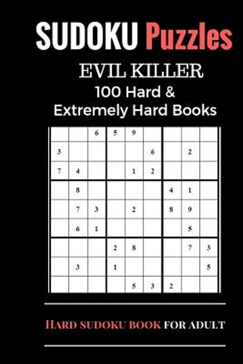 Bol | Sudoku Puzzles Book, Hard And Extremely Difficult