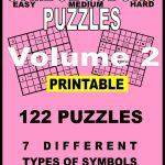 Bol | Symbol Sudoku Puzzles Volume 2 (Ebook), Ted