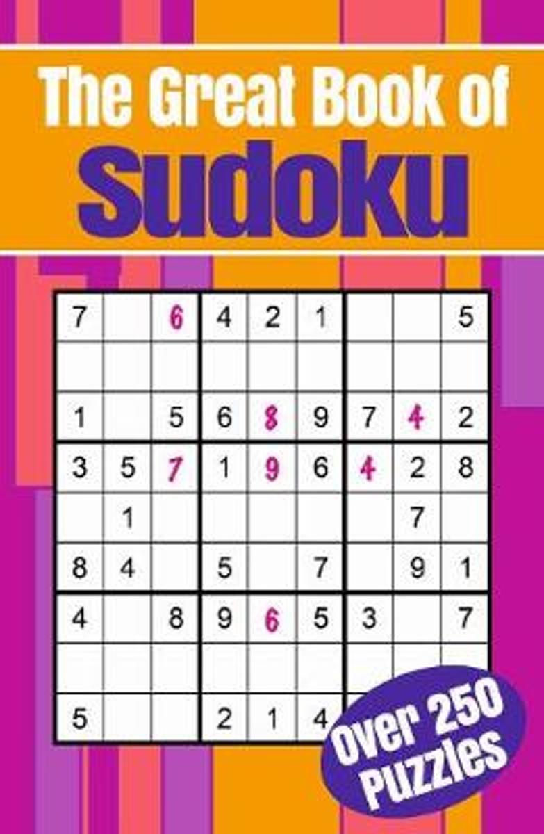 Bol | The Great Book Of Sudoku, Arcturus Publishing