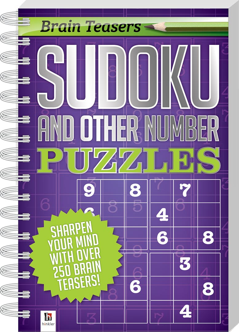 Brain Teasers S2: Sudoku And Other Number Puzzles - Sudoku