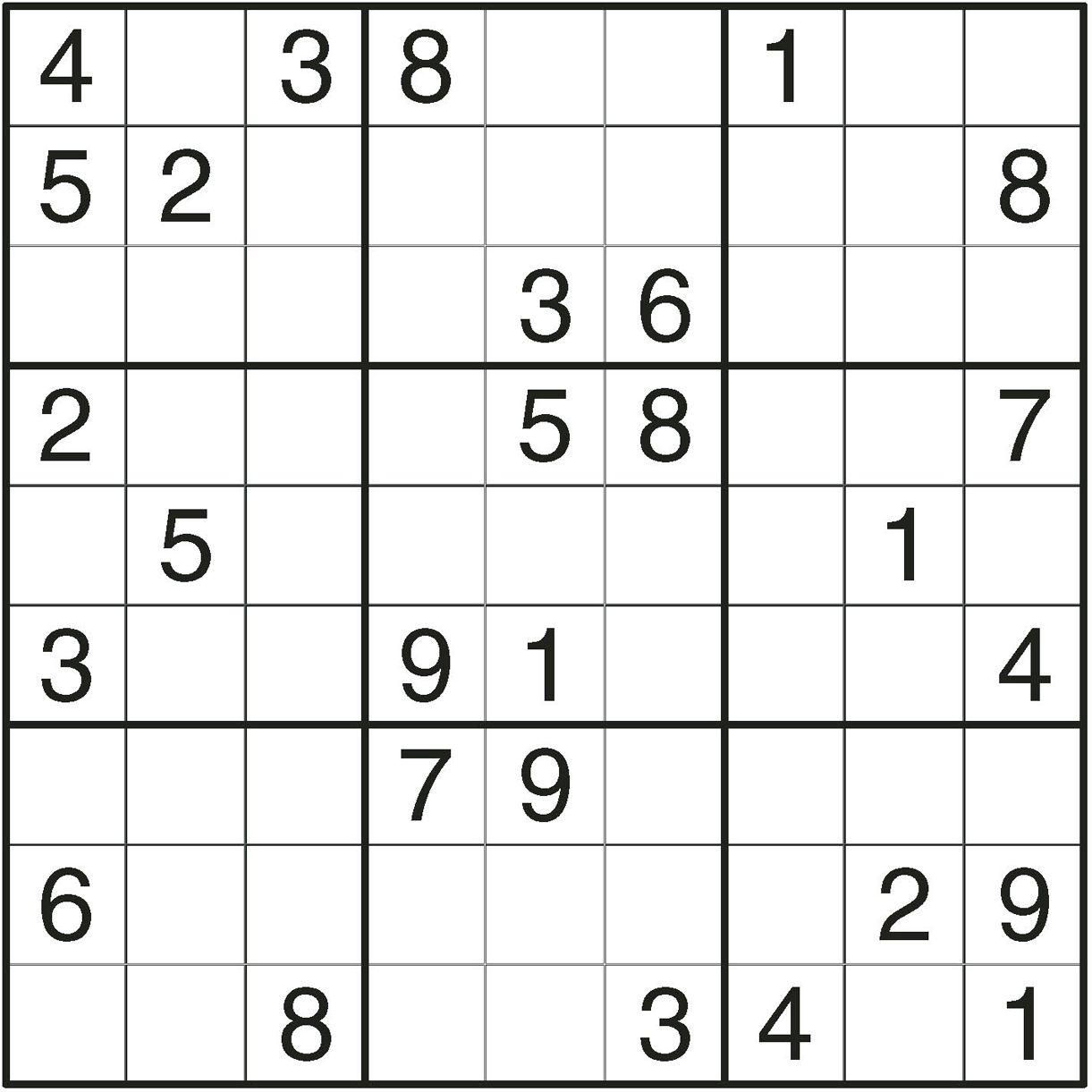 Challenging Puzzle | Challenging Sudoku 13 Challenging