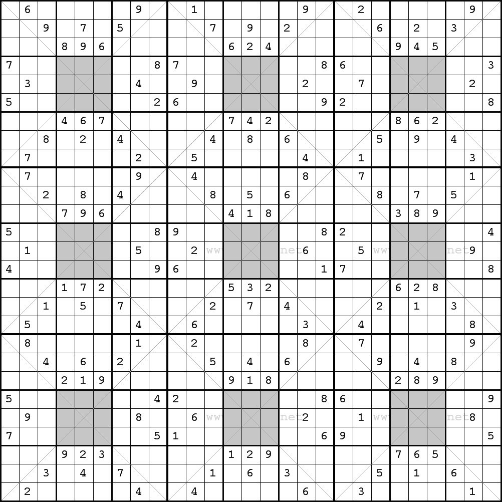 Clueless Sudoku | Sudoku Puzzles, Sudoku, Word Search Games