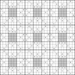 Clueless Sudoku | Sudoku Puzzles, Sudoku, Word Search Games