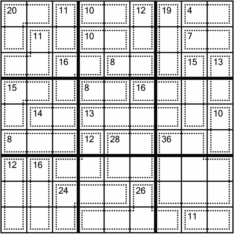 Пин На Доске Sudoku Daily