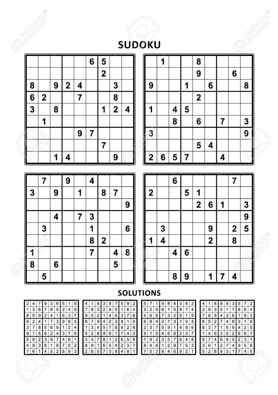 Easy 300 Sudoku Puzzle Book Online Free | Computer Hardware