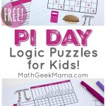 Free Pi Day Logic Puzzles | Free Homeschool Deals ©