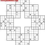 Free Printable Logic Puzzles With Grid | Kuzikerin Printable