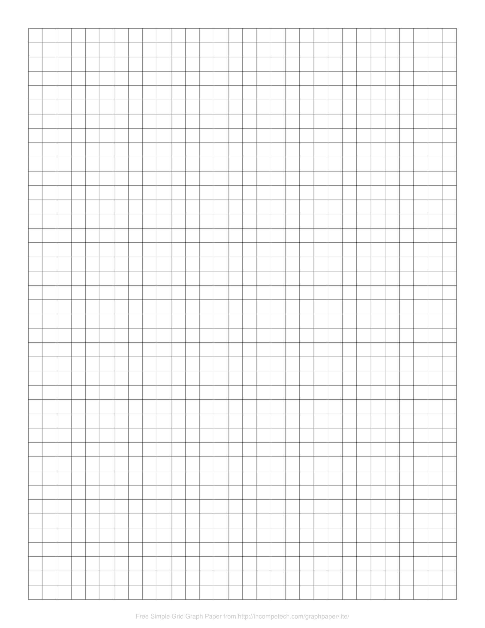 Graph Paper 25X25 - Calep.midnightpig.co