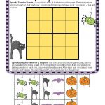 Halloween Math Worksheets, Games, Puzzles And Brain Teasers