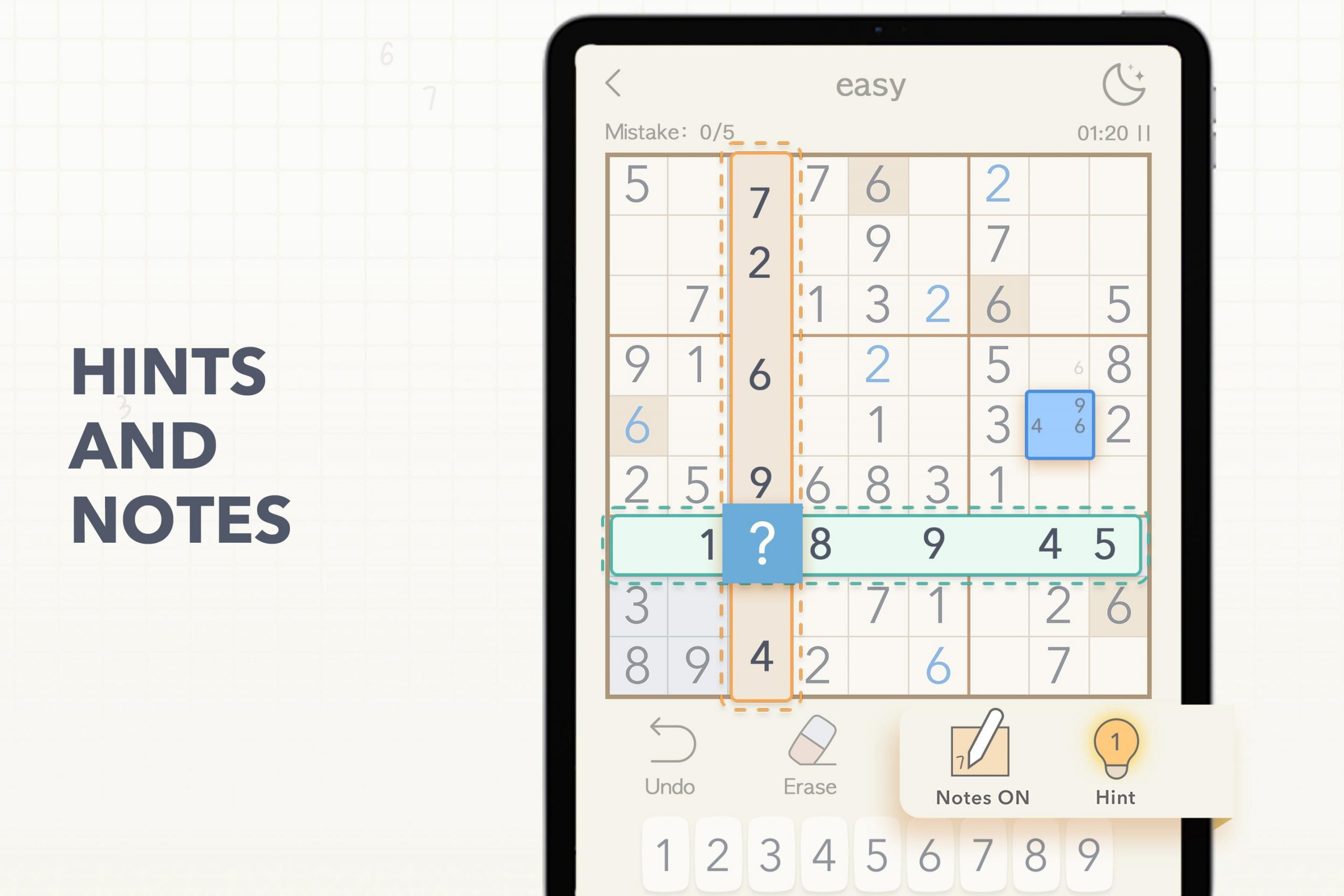 Happy Sudoku - Free Classic Daily Sudoku Puzzles For Android