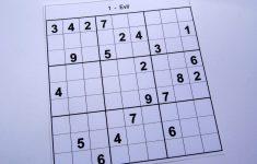 Master Sudoku Printable