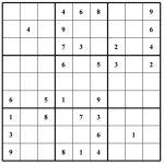 Hard Puzzle   Free Sudoku Puzzles