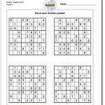 History Of Sudoku | Sudoku, Sudoku Printable, Math Worksheets