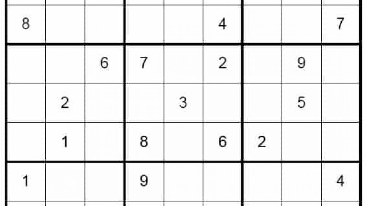 How To Play Sudoku | Definite Guide - Techclouds