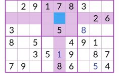 Free Printable Super Challenger Sudoku