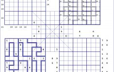 Printable Diagonal Sudoku