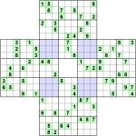 Number Logic Puzzle 25182 | Logic Puzzles, Puzzle