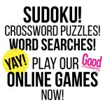 Online Games: Crossword Puzzles, Sudoku And Word Searches