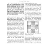 Pdf) Solving, Rating And Generating Sudoku Puzzles With Ga