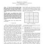 Pdf) Solving The Minimum Sudoku Poblem