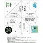 Pi Day Cootie Catcher.pdf | Pi Activities, Math Night
