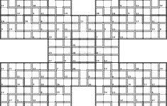 Printable Samurai Sudoku With Answers