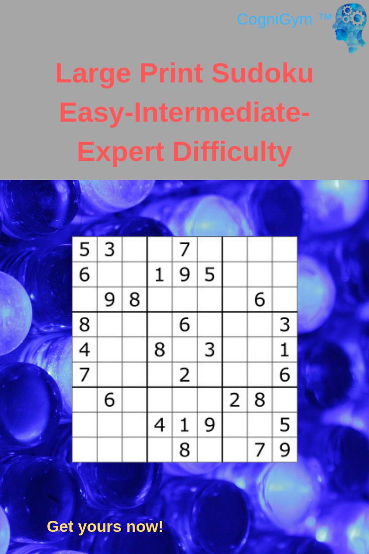 Pin Op Sudoku Puzzles