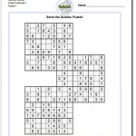 Pindadsworksheets On Math Goodies | Puzzle, Sudoku