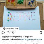 Pinlinda Šūpulniece On Montessori | Activities For Kids