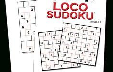 Loco Sudoku Printables