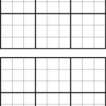 Printable Sudoku Grids   Have Fun Anytime