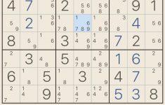 Worlds Hardest Sudoku Puzzle Printable