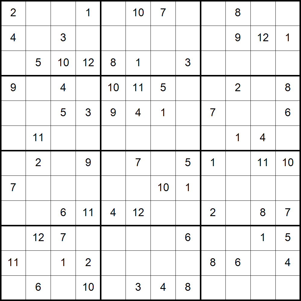 Puzzle Maker Sudoku Variations | Bookpublishertools
