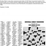 Puzzles And Games From Universal Press Syndicate   Pdf Free