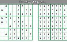 Chicago Tribune Daily Printable Sudoku