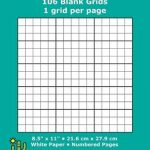 Sudoku 15X15   106 Blank Grids: 1 Grid Per Page; 8.5'' X 11''; 216 X 279  Mm; White Paper; Page Numbers; Number Place; Su Doku; Nanpure; 15 X 15  Puzzle