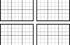 My Sudoku Printable